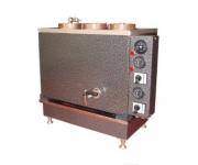 Üç Demlikli Büro Tipi Statik Boyalı Elektrikli Çay Kazanı